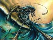Redux of the Brackwater Elemental Magic: The Gathering Card