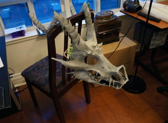 Skull of Helcaraxe - WIP