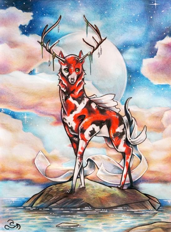 Koi Deer